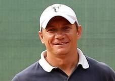 Sebastian Tomaszewski Trener w klubie tenisowym Matchpoint