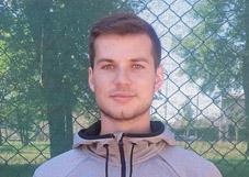 Damian Kacprzak trener tenisa Matchpoint Żyrardów